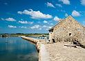 le clos du gusquel chambre hotes moulin île d'arz ile golfe morbihan moines