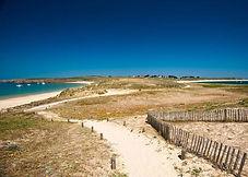 le clos du gusquel chambre hotes Grande plage île aux moines golfe morbihan arz