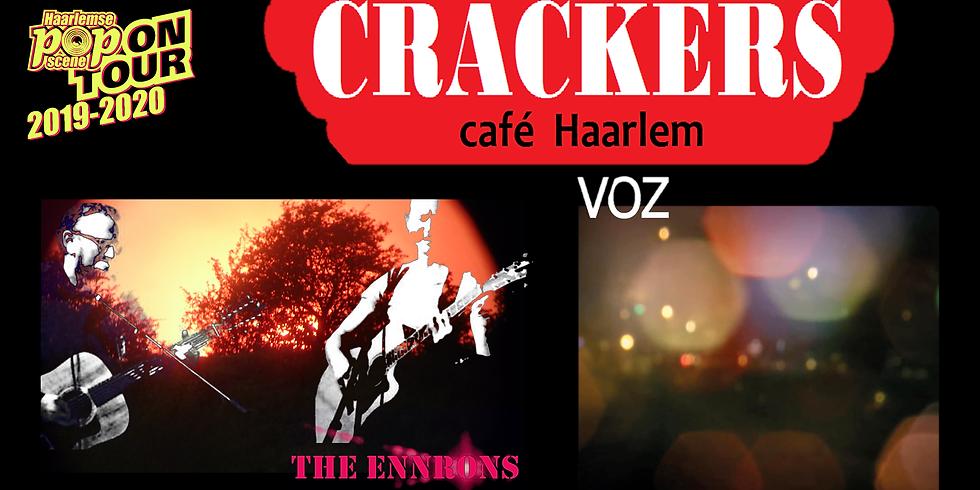 UPDATE: CANCELLED Crackers café (HPSOT 2019/20)
