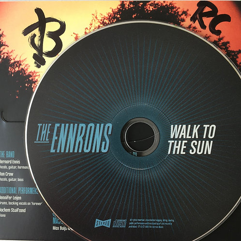 Signed EP - Walk to the sun