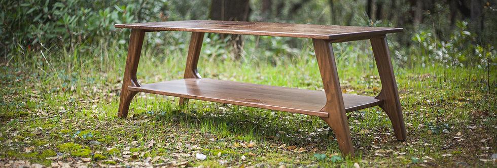 Original Solid Walnut Coffee Table
