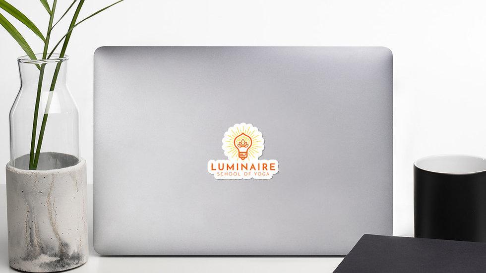 Luminaire Sticker