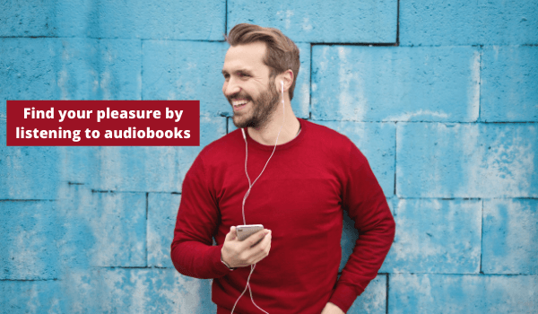 the third benefit of listening to audiobooks