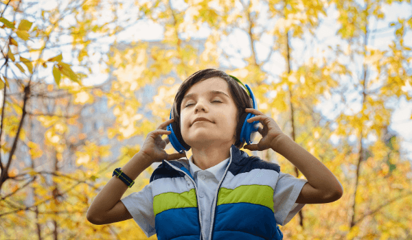 the ultimate benefit of audiobook listening