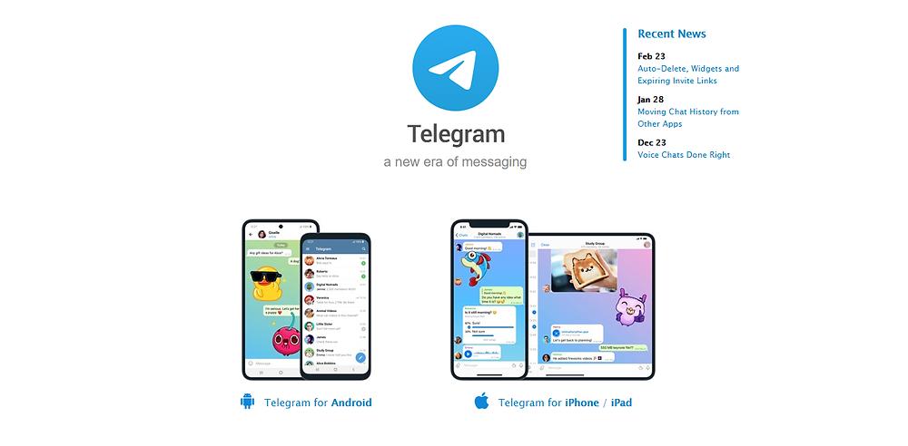 use telegram to get free website traffic