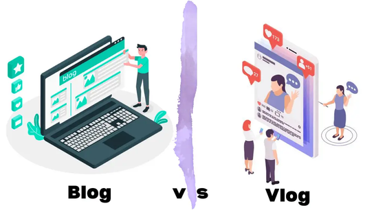 Blog vs Vlog: Which is Best for You to Get Started