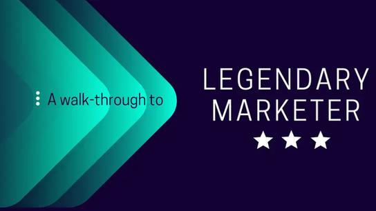 A Walk-through Around the Legendary Marketer
