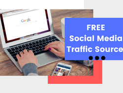 Top Ranked 10 Free Website Traffic Sources (Social Media) in 2021