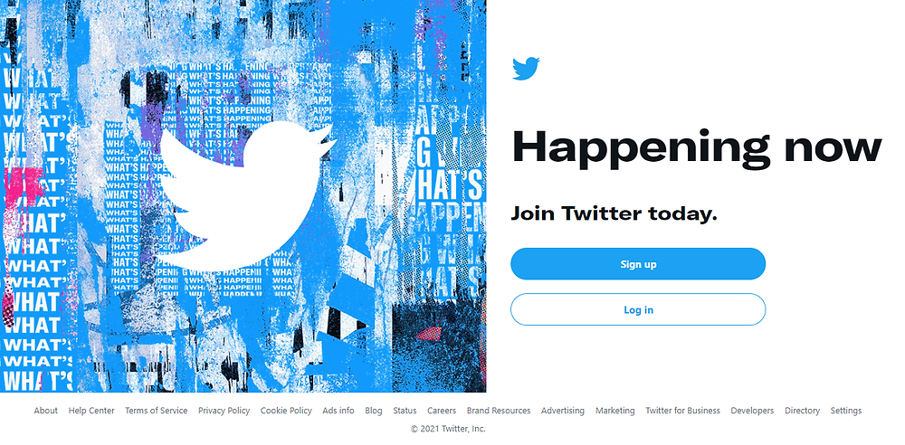 Twitter for tweet the contents and get the website traffic for free
