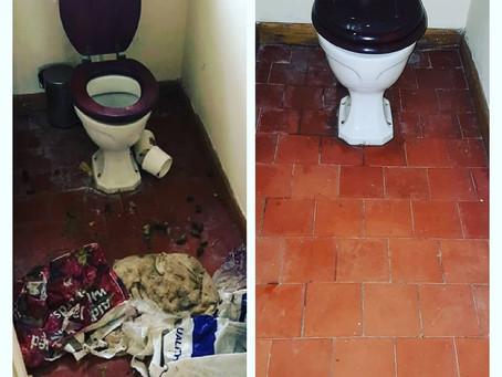 Deep Cleaning Services Telford | Shrewsbury 02.2019