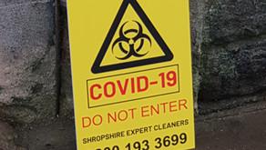 COVID19 School Cleaners Telford | Wolverhampton | Dudley | Shrewsbury