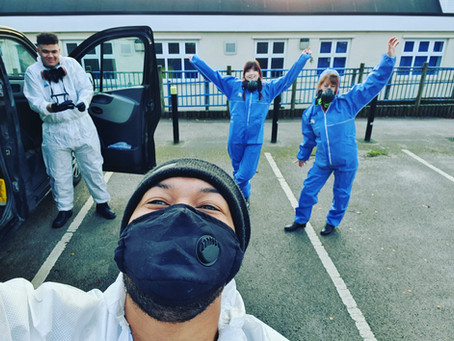 UK Public Health Cleaners - Telford, Shrewsbury, Wolverhampton, Dudley