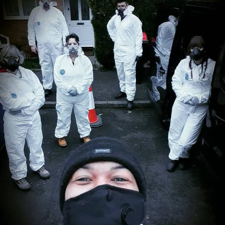 Coronavirus Cleaning Companies UK