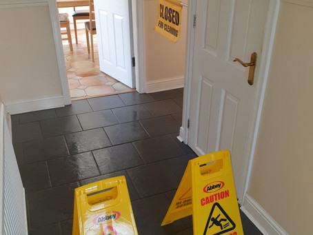 What is included in an end of tenancy clean?