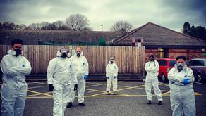 Coronavirus School Deep Cleaning Specialists in Wolverhampton & Dudley