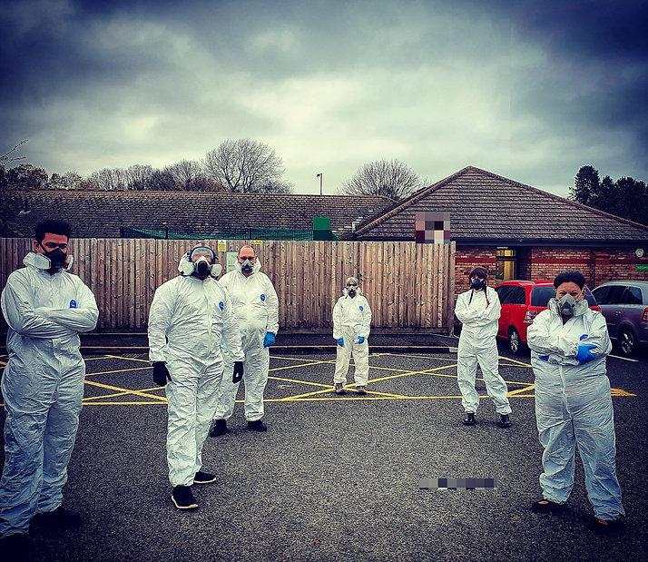 Coronavirus Deep Cleaning Companies Wolv