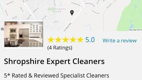 Emergency, Deep & Specialist Cleaners Shrewsbury