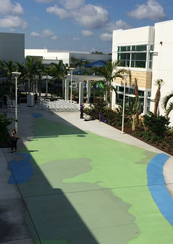 Exterior Courtyard Meyer Academy.jpg