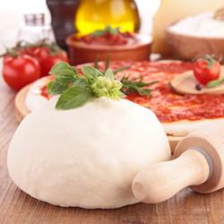 decorated dough