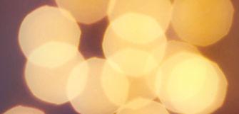 Warm Undeutliche Leuchten