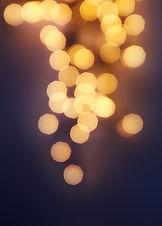 Warm Blurry Lights
