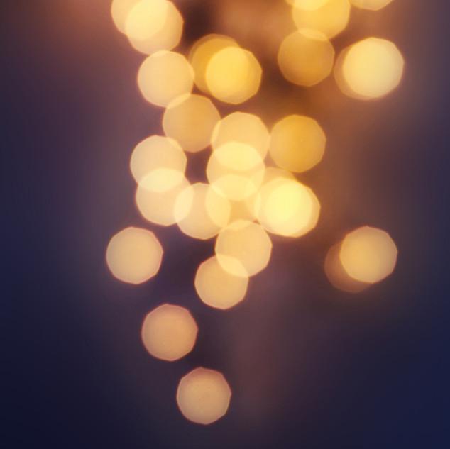 Festival lights!