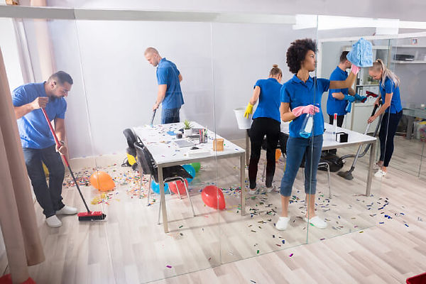 reasons-to-hire-an-event-cleaner-for-you