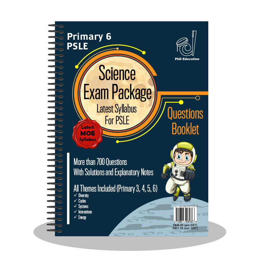 Free Test Papers P6 Singapore