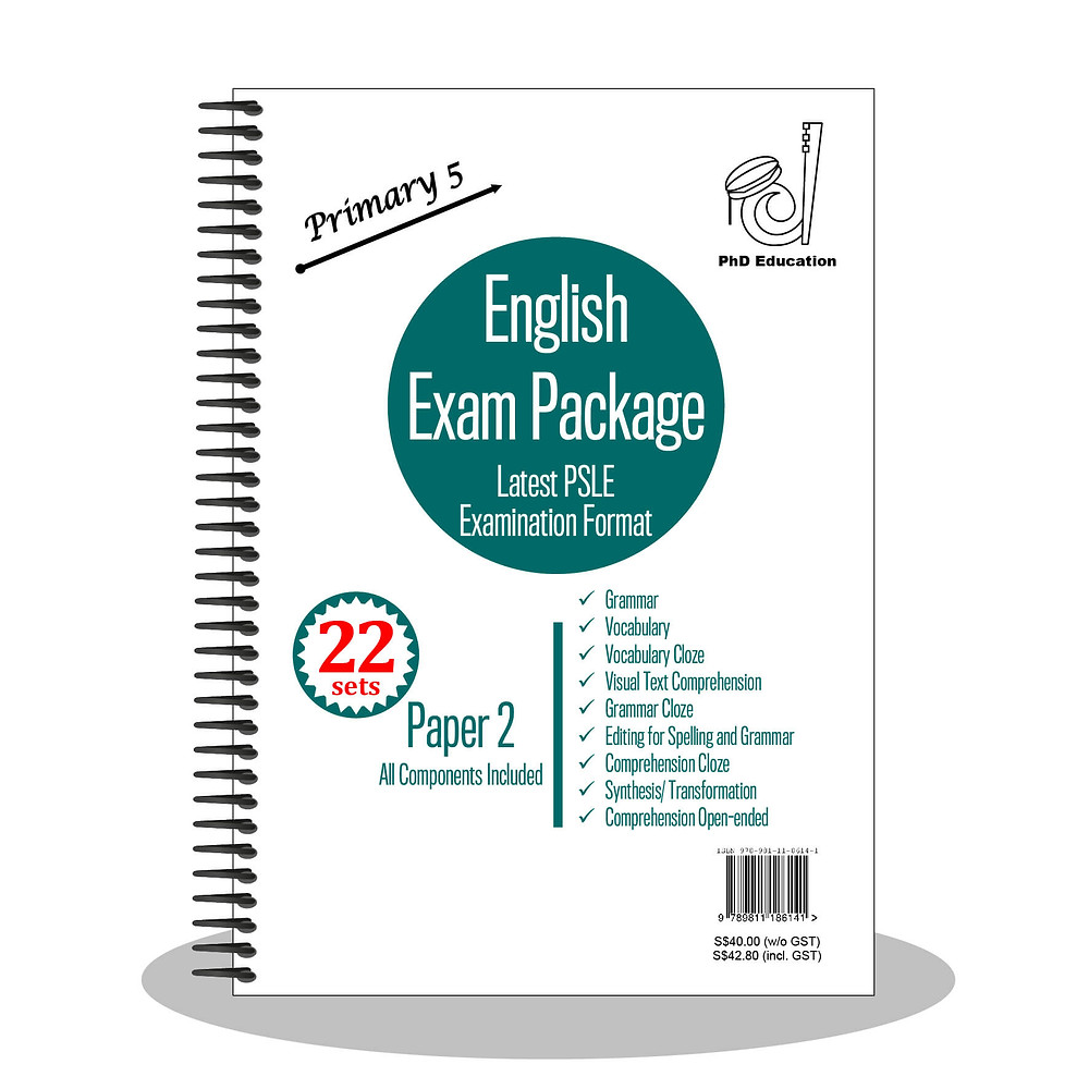 Free Test Papers Singapore - P5 English