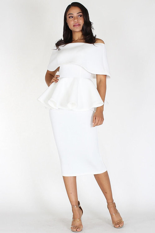 The Sophisticated Slay Dress