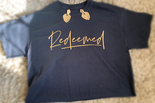 Redeemed T-shirt (Unisex)