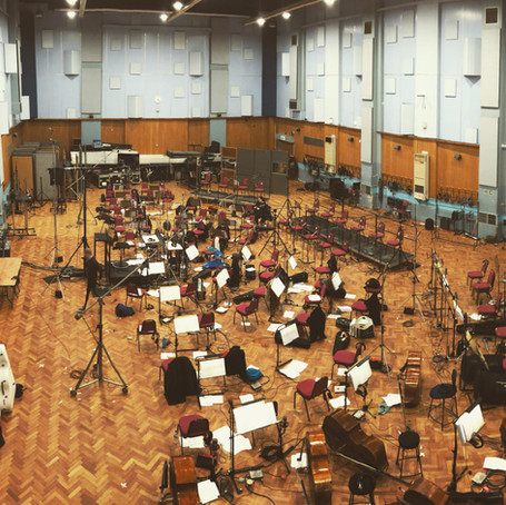 Abbey Road, Studio One - The First Time