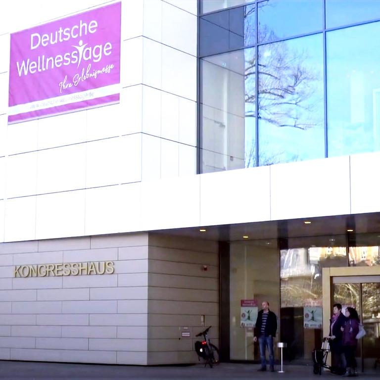Deutsche Wellnesstage Messe