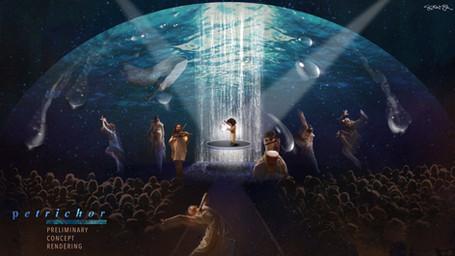 "Sokamba Presents ""Petrichor"", a 360 Dome Show"