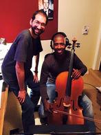 Miles Cello Recording