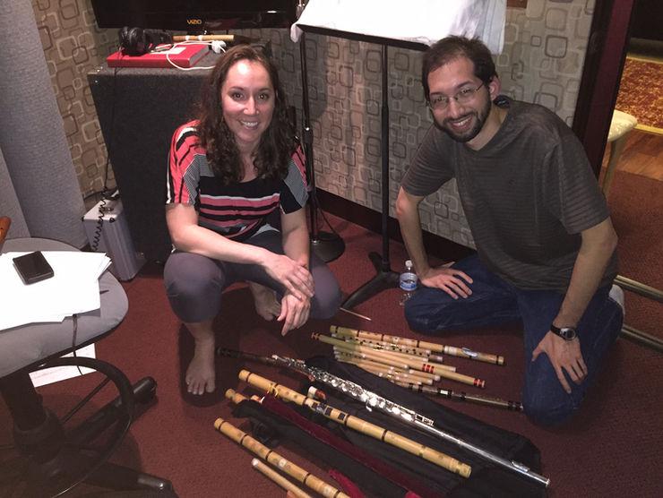 Rachel Mellis Flutes