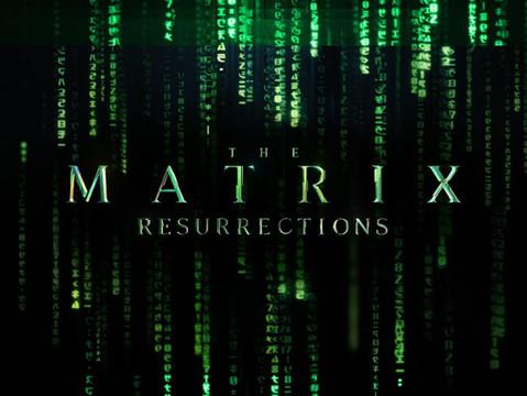 The Matrix: Resurrections Debut Trailer