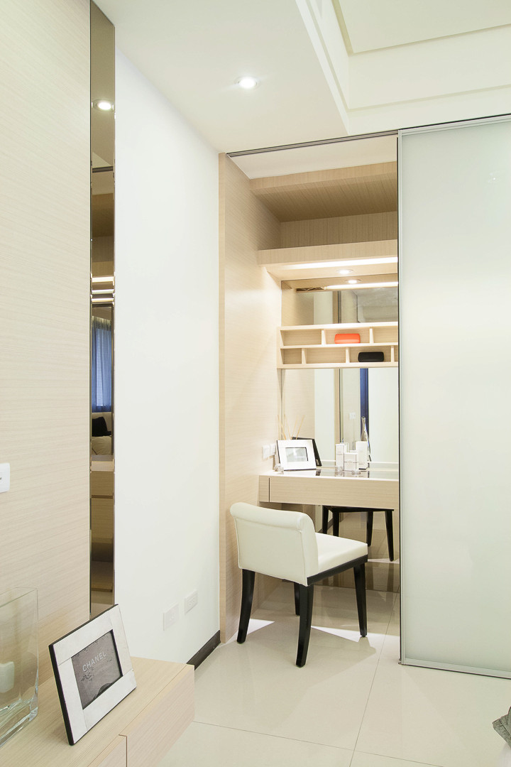 璞碩室內設計   系統櫃   衣櫥設計