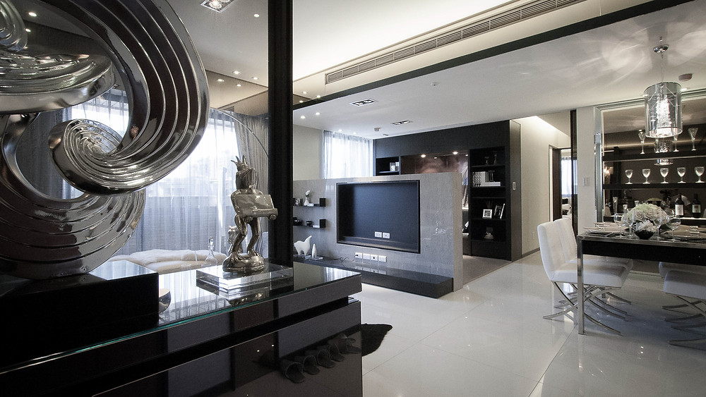 璞碩室內設計 | 新北市 新板特區室內設計案