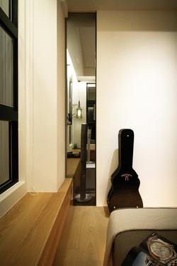 在室內設計中寓情於景