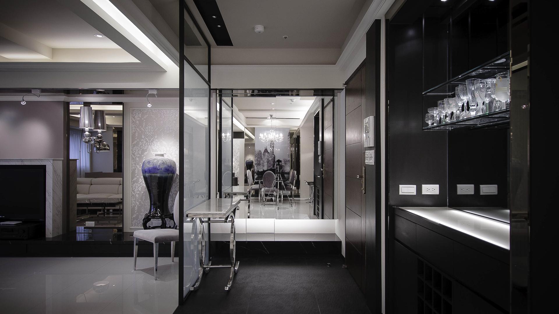 0001_室內設計師推薦風格都會奢華風Lux style-2