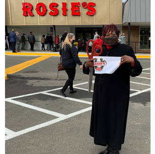 Rosie's Gaming Emporium Grand Opening