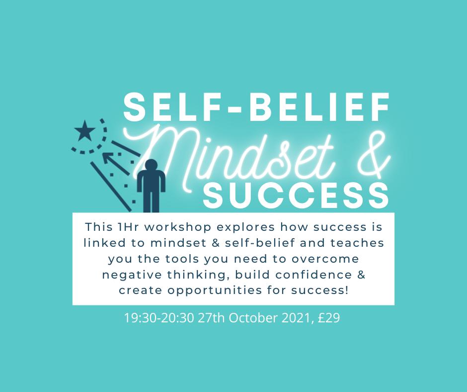 Self-belief, Mindset & Success