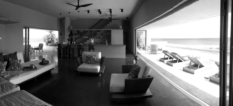 Main Unit living area