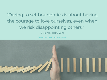 HOW TO SET AND MAINTAIN BOUNDARIES