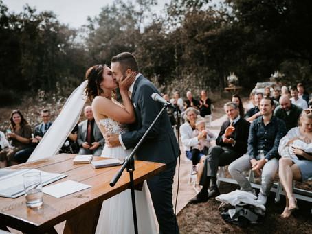 Bruiloft David & Lotte