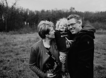 Zwangerschapsshoot Noordwolde (FR)