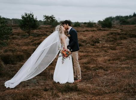 Bruiloft Hilde en Ernie