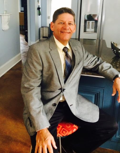 Ronald Buras, President Emeritus