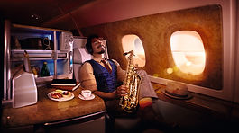 emirate airline business class